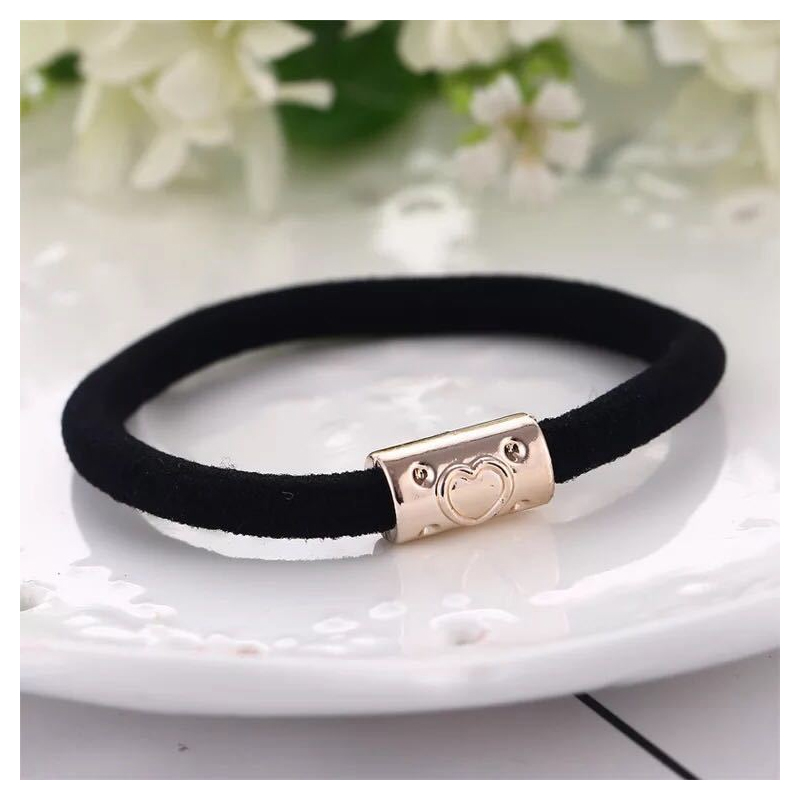 Golden Designs Hair Tie for Thick Hair