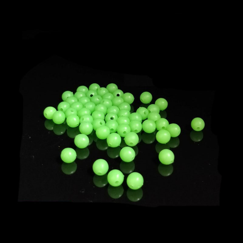 High-Class Plastic Beads for Effective Fishing