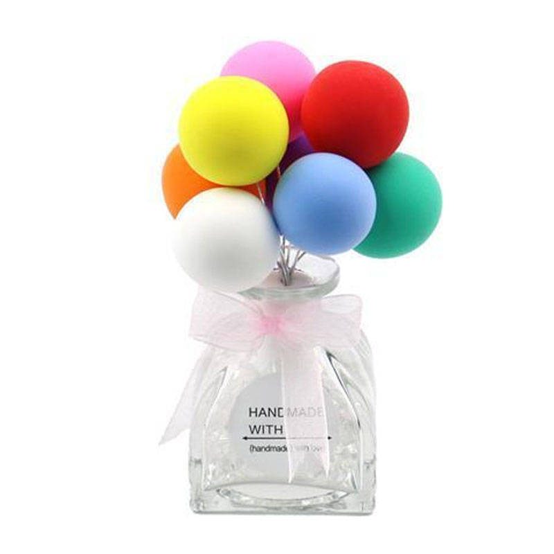 Mini Balloon Car Perfume Holder for Fragrant Cars