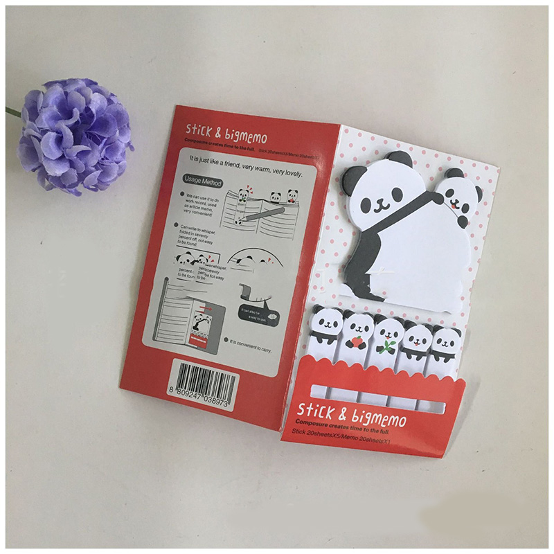 Cute Animals Sticky Notes for Kids