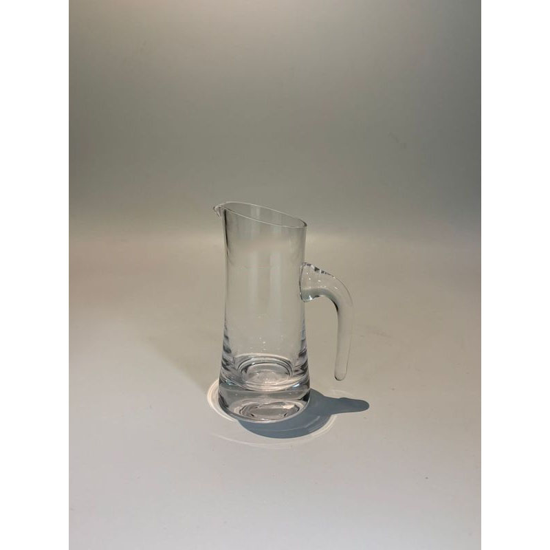 Glass Decanter with Handle for Mini Bars
