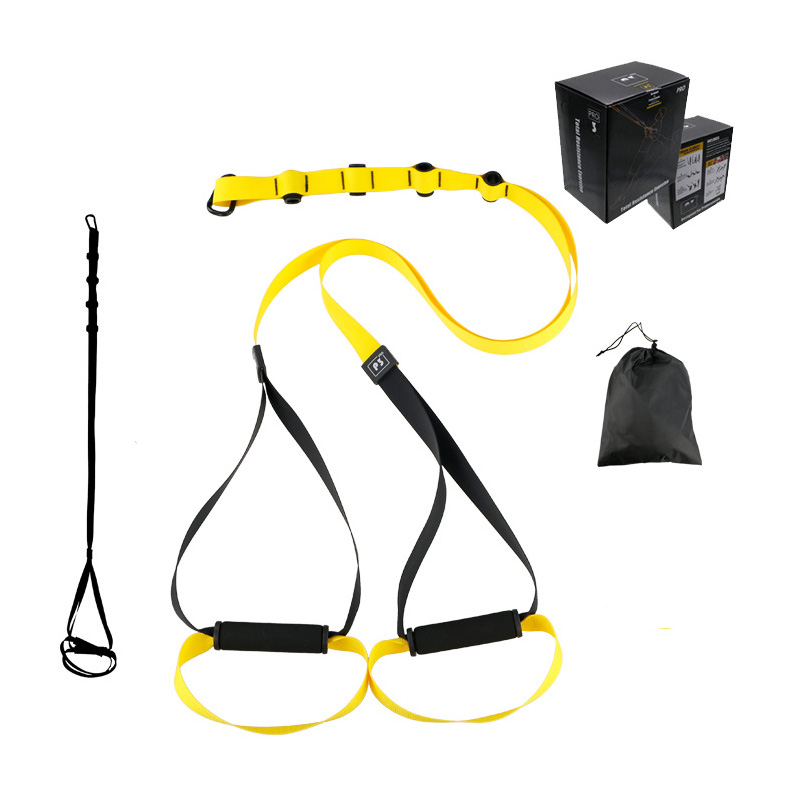 Training Belt Set for Workout and Fitness