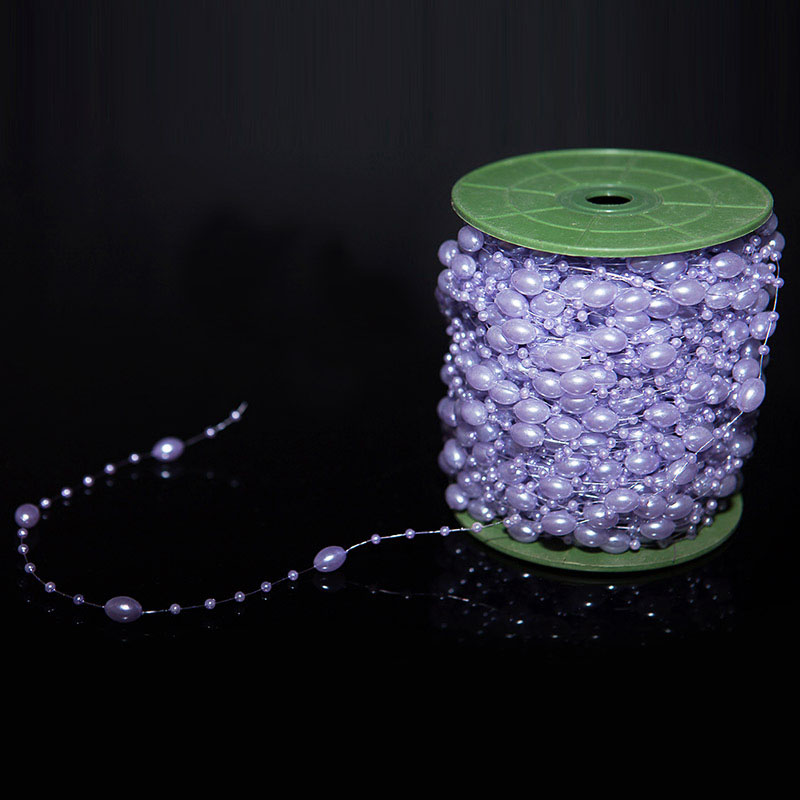 Flickering String Beads for Wedding Decorations