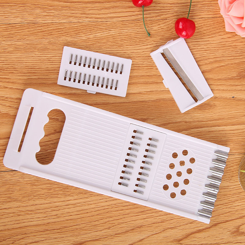 Multifunctional Mandoline Grater for Veggies and Cheese