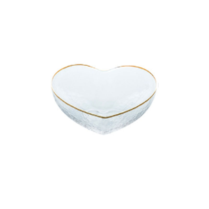 Dreamy Crystal Clear Bowl and Glass for Dining