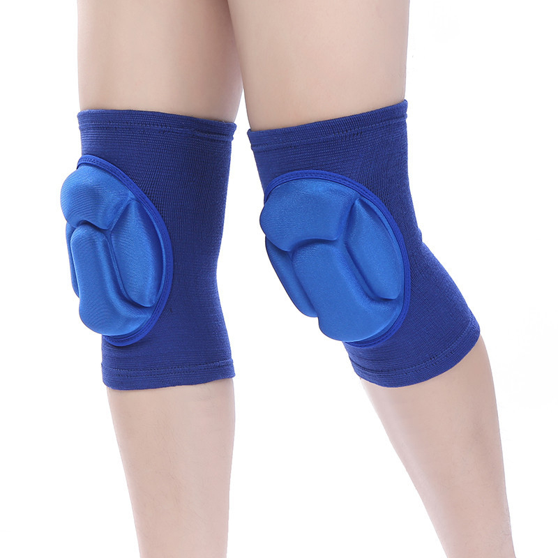 Padded Knee Protector for Exercise and Workout