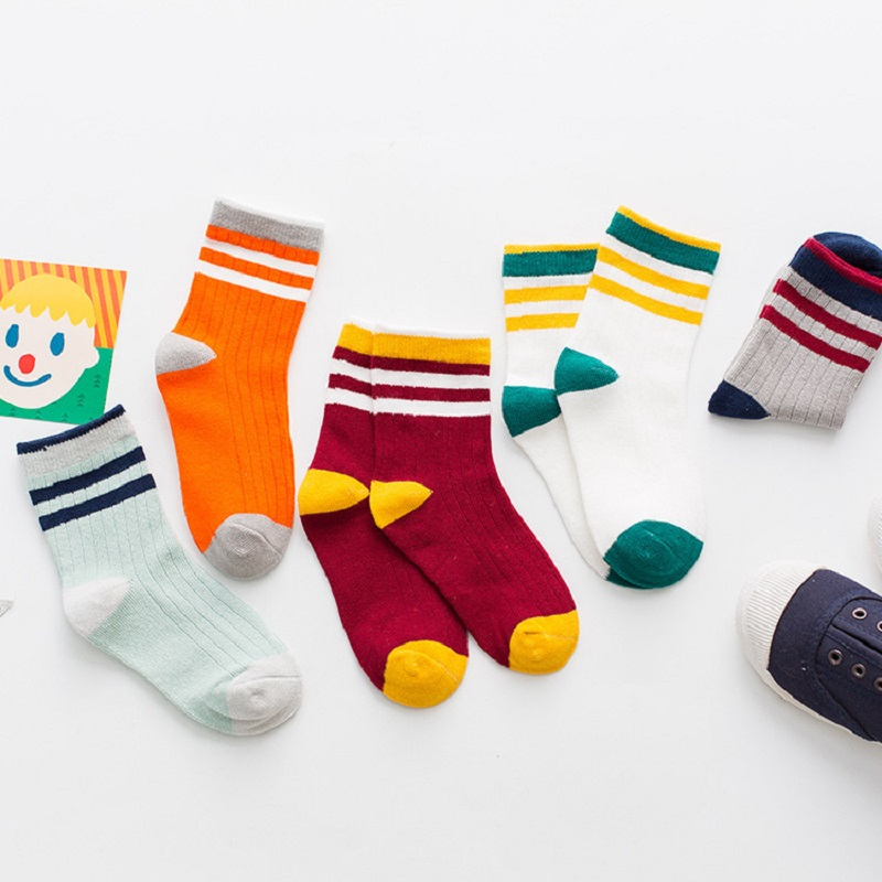 Cute and Fluffy Socks for Small Kids
