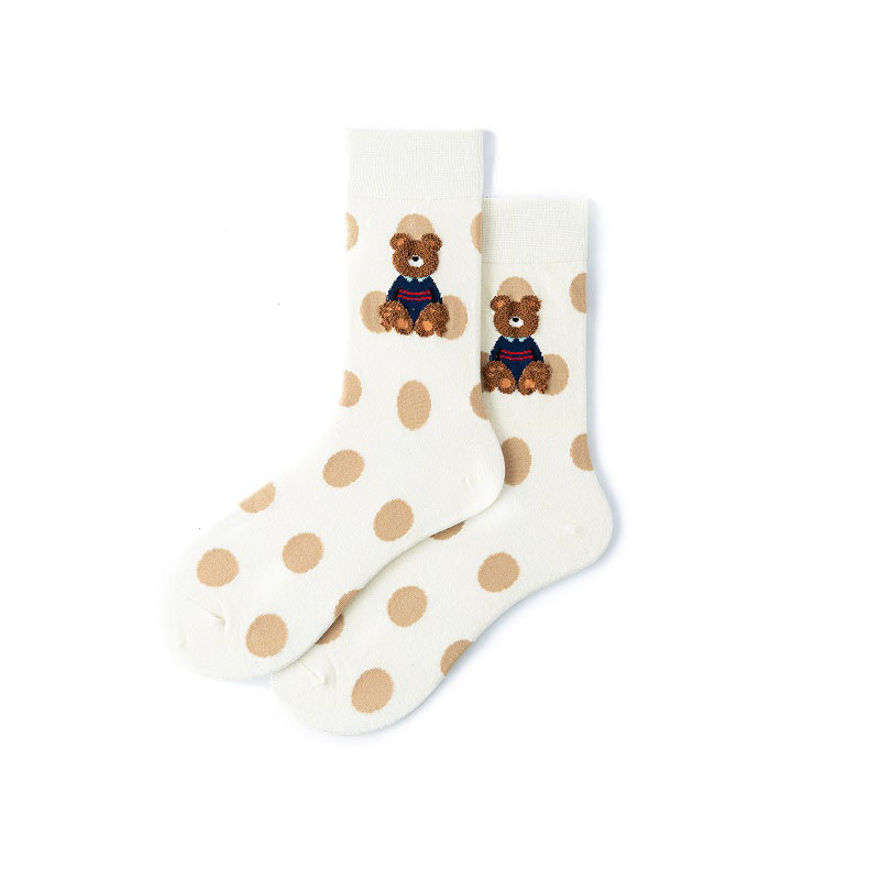 Cool Pattern Skateboard Socks for Everyday Outfit