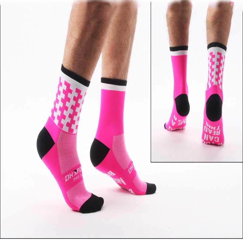 High Performance Mid Tube Sports Socks for Challenging Activities