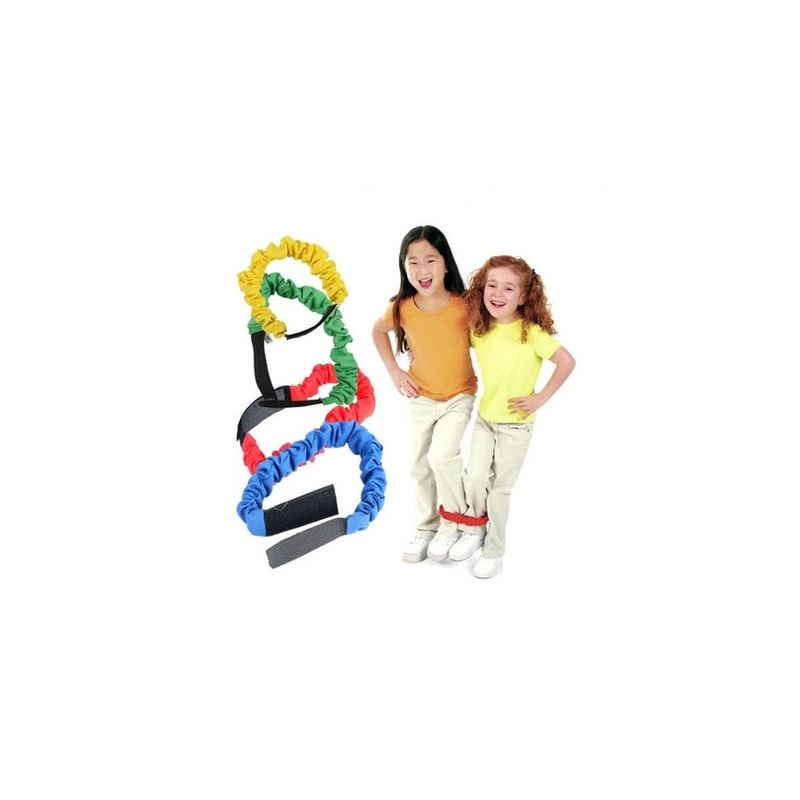 Stretchable Foot Strap for Training and Children's Playtime