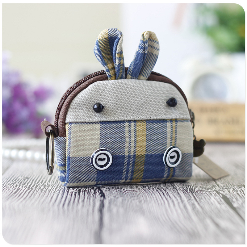Cute Character Coin Purse for Girls