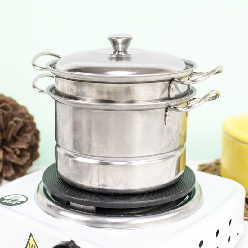 Steamed Cooking Simulation Toy Set for Little Chefs