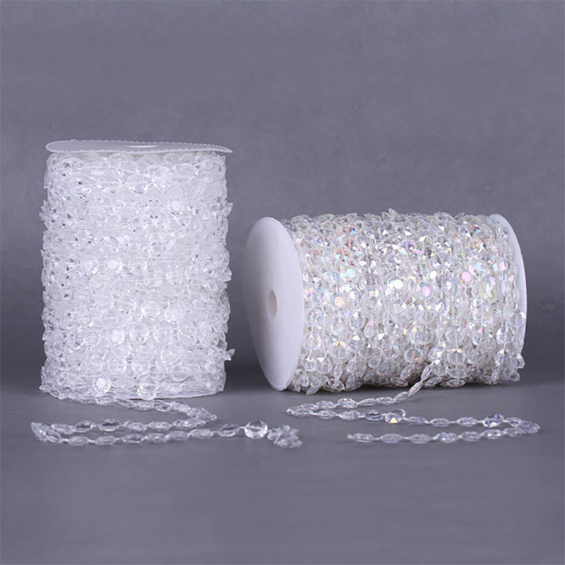 Lovely Bead String for Props and Decor