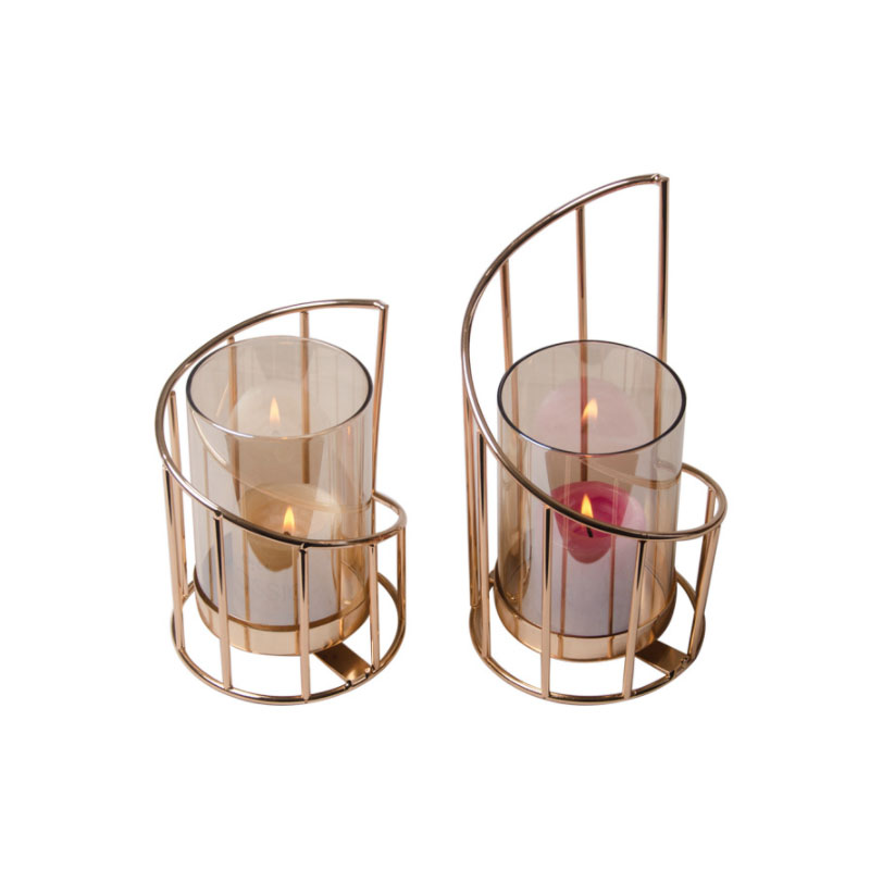 Modern Candle Holder for Trendy House Decorations