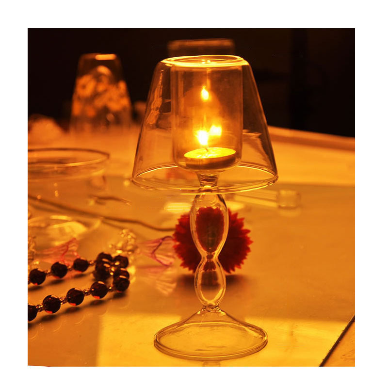 Lamp Candle Holder for Romantic Nights