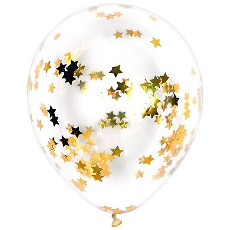Beautiful Confetti Balloons for Parties