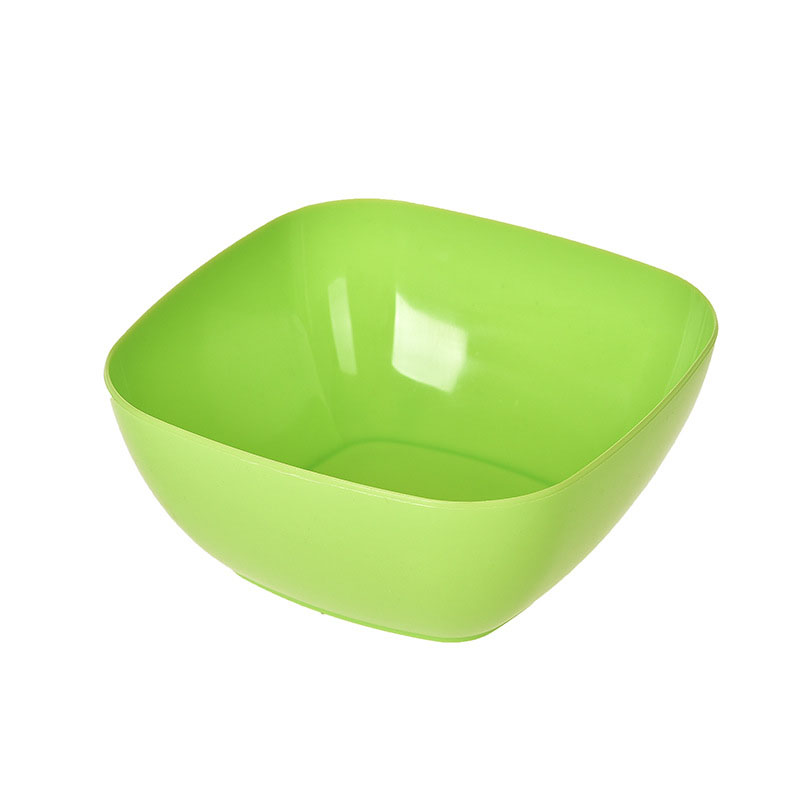 Colorful Plastic Fruit and Nuts Bowl for Snacking