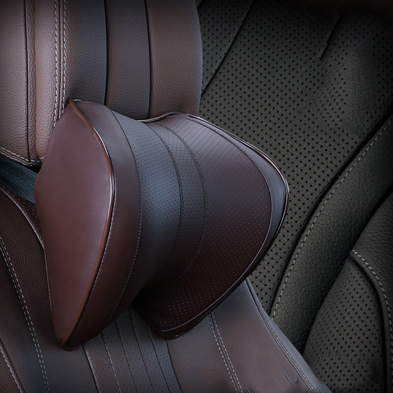 Headrest and Lumbar Support Pillow for Comfortable Trips