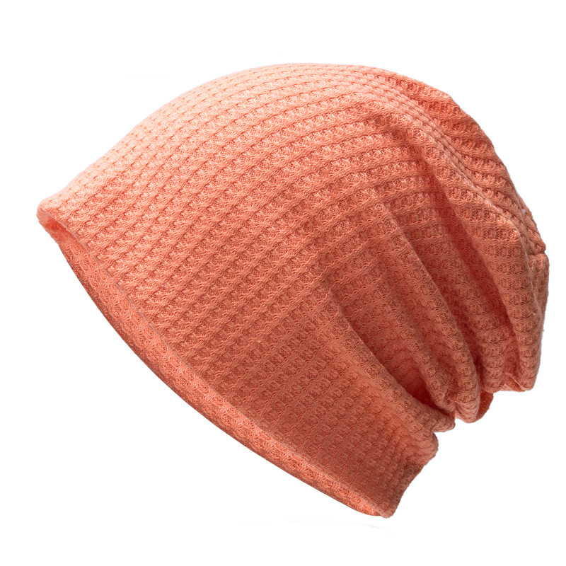 Plain Knitted Beanie for Keeping Warm