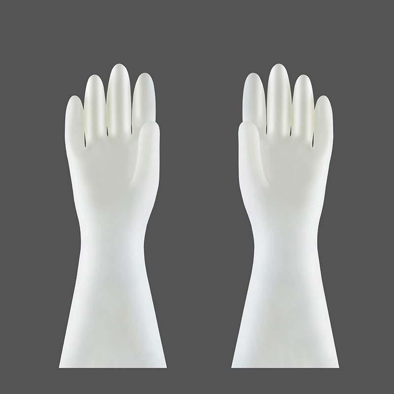 Nitrile Household Gloves for Washing Clothes and Dishes