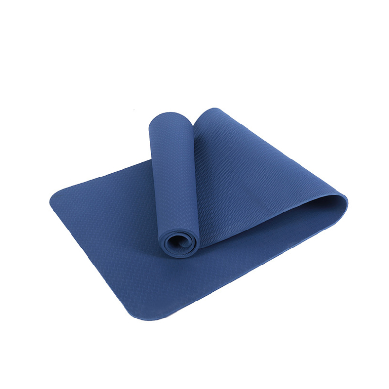 Cool Yoga Mat for Meditation and Exercise