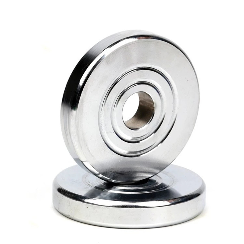 Steel Dumb Bell Weights for Work Out and Exercise