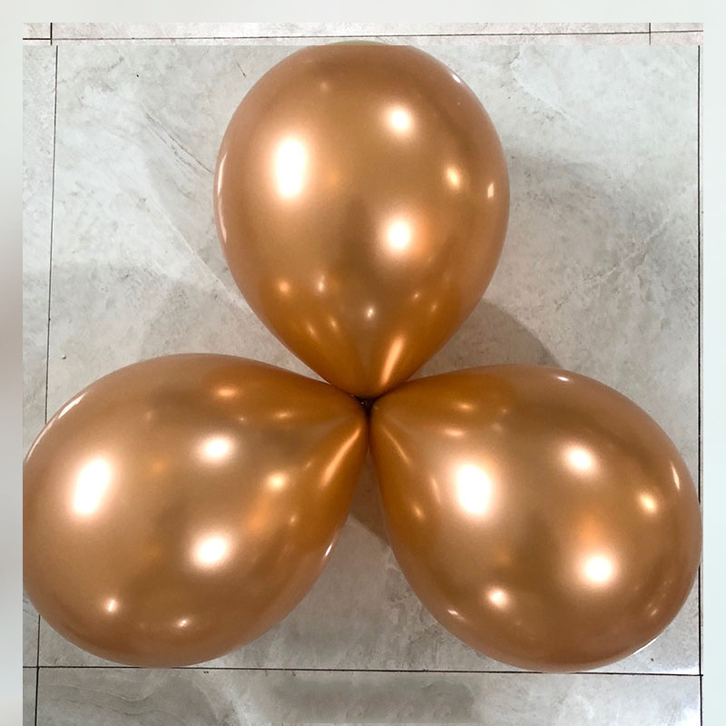 Mettalic Thick Latex Balloon for Events