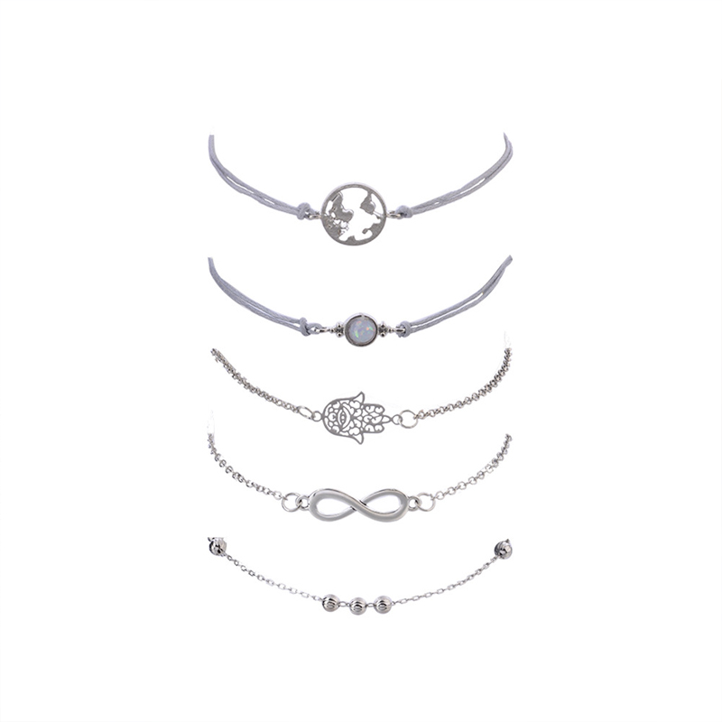 Fancy Bracelet Set for Any Fashion