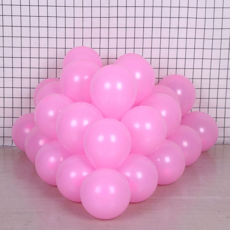 Thickened Latex Colored Balloons for Parties