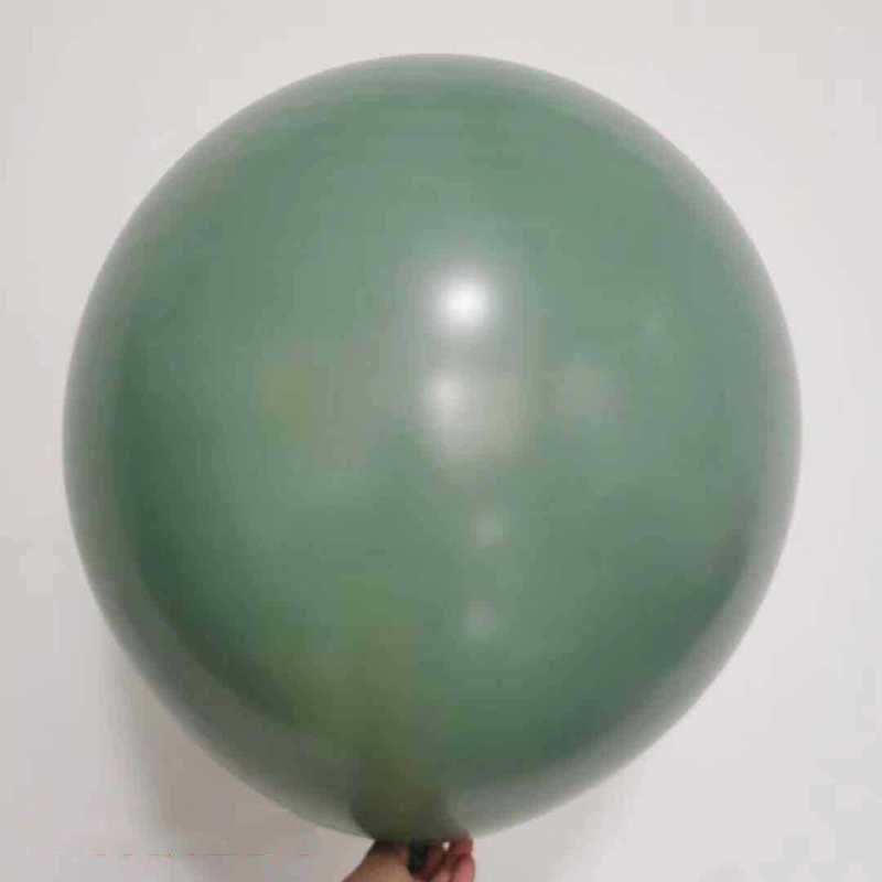 Pearlescent Retro Colored Balloons for Parties