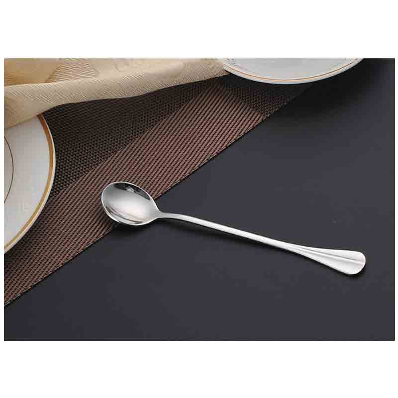 Stainless Steel Long Handled Mixing Spoon
