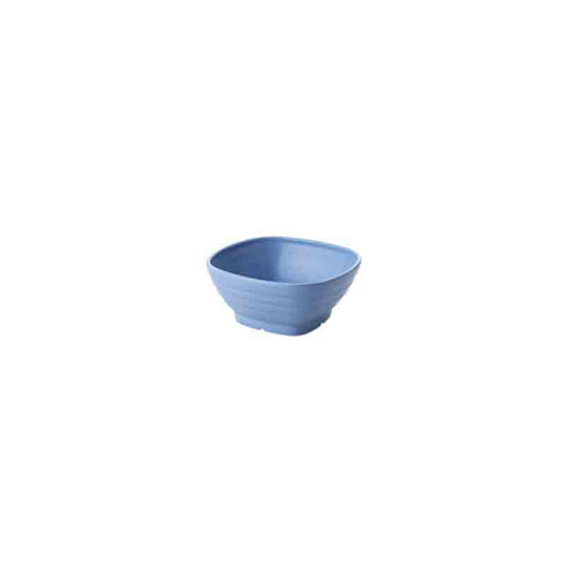 Japanese Style Plastic Rice and Soup Bowl