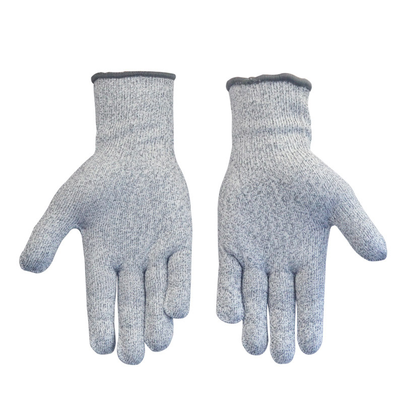 Knitted Fiber  Gloves for Labor Protection