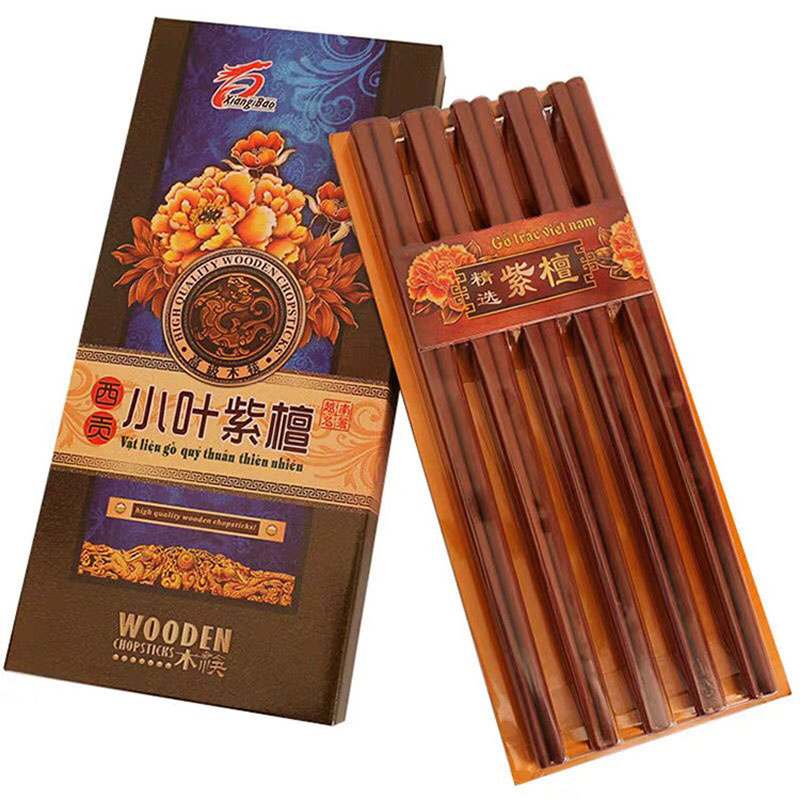High Quality Wooden Chopsticks for Formal Asian Meal