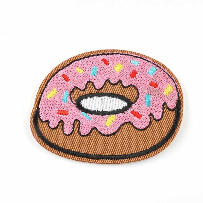 Happy Life Patch for Denim Jackets
