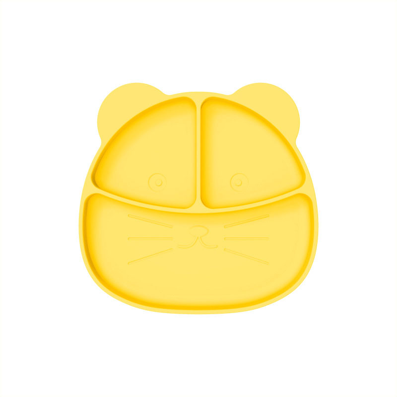 Silicone Baby Suction Meal Plate