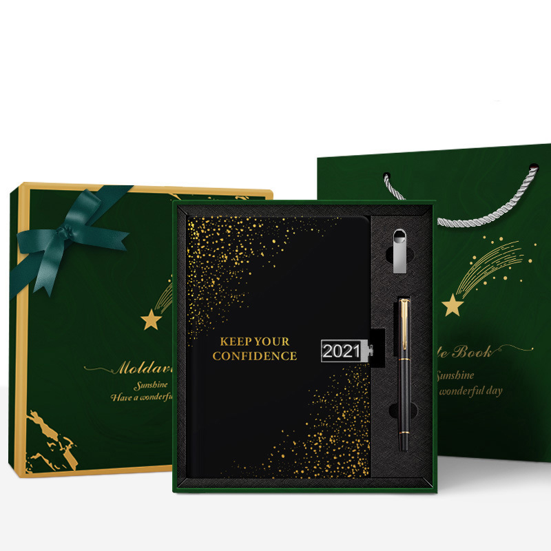 Classic 2021 Planner Set for Gift