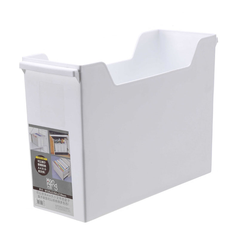 Spacious Storage Box for Organizing Office Documents