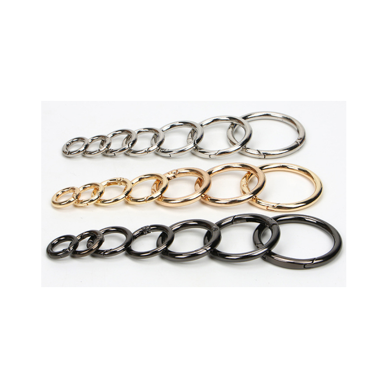 Cool Metallic Ring for Dance Performers