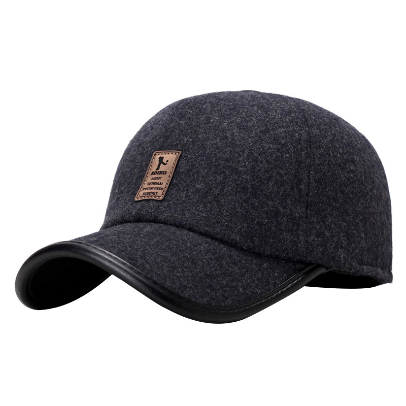 Adjustable Trapper Hat for Keeping Warm in Frosty Weather