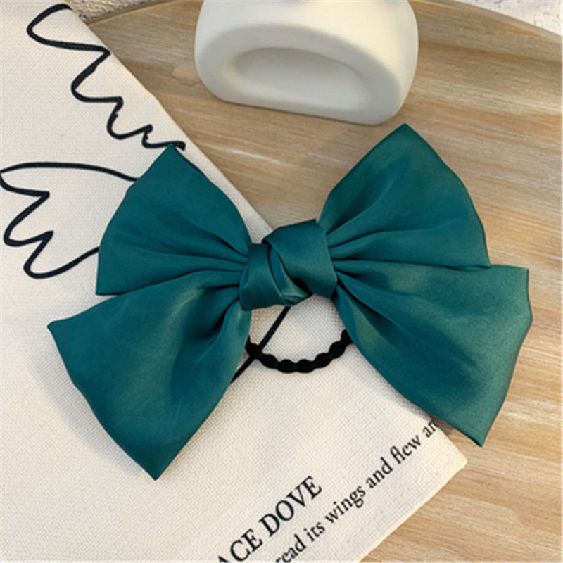 Adorable Big Bow Hairclip for Events