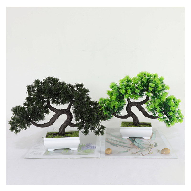 Creative Artificial Potted Small Tree for Table Decoration