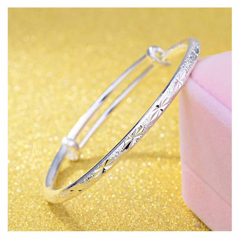 Fabulous Push-pull Round Starry Bracelet for Female Fashion