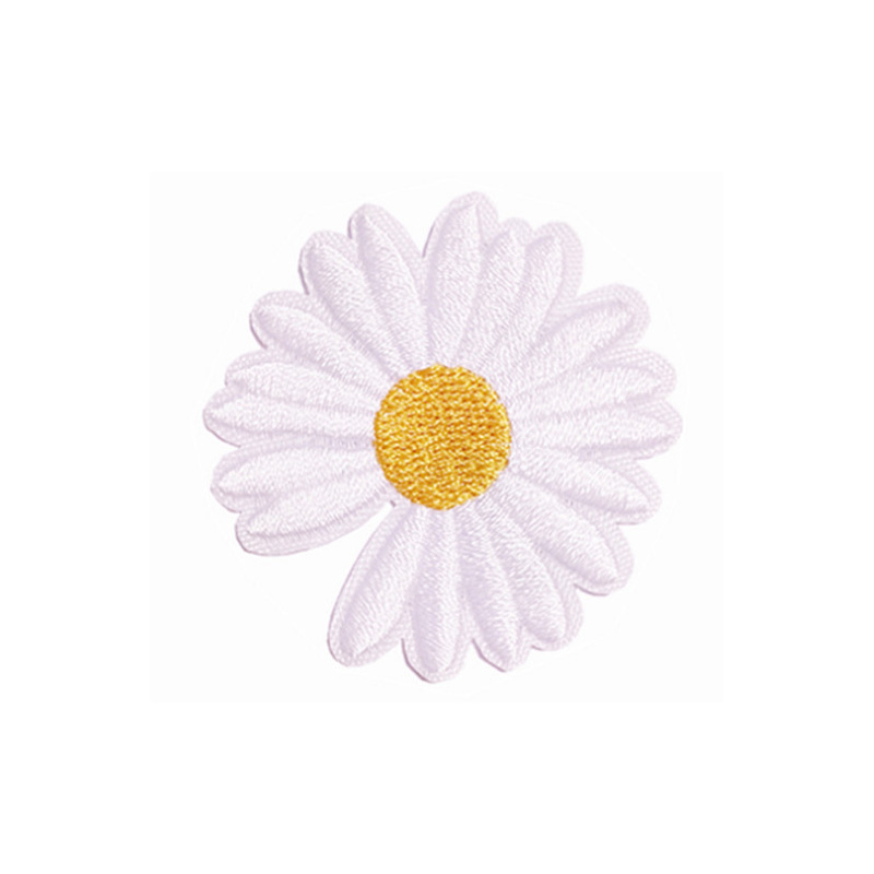 Small Daisy Flower Patch for Girls