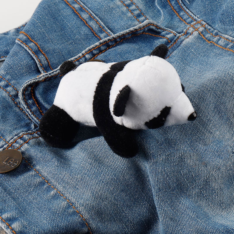 Adorable 3D Animal Plush Pins for Children