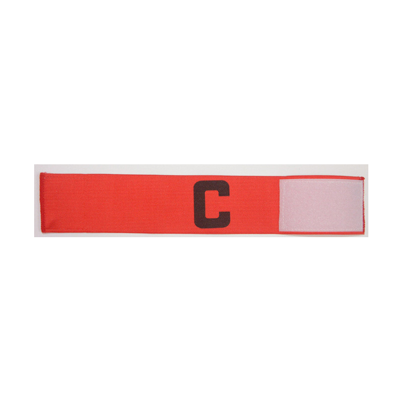 Letter C Elastic Armband for Football Players