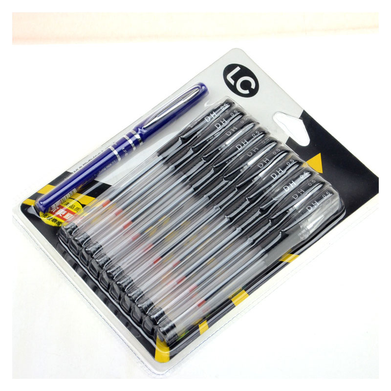 Affordable 21 Pieces Gel Pen for Stationery
