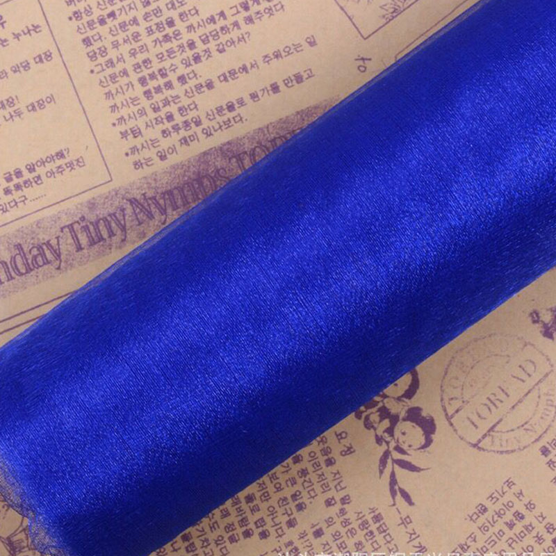 Crystal Yarn Felt Paper for Gift Wraps and Venue Decoration