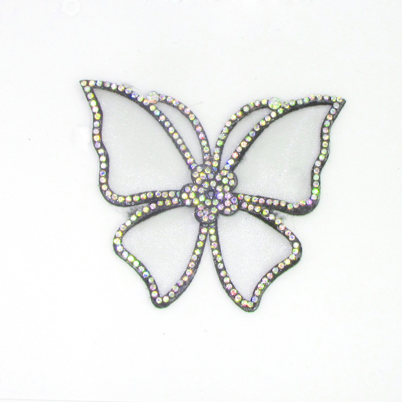 Sparkling Butterfly Brooch for Clothes