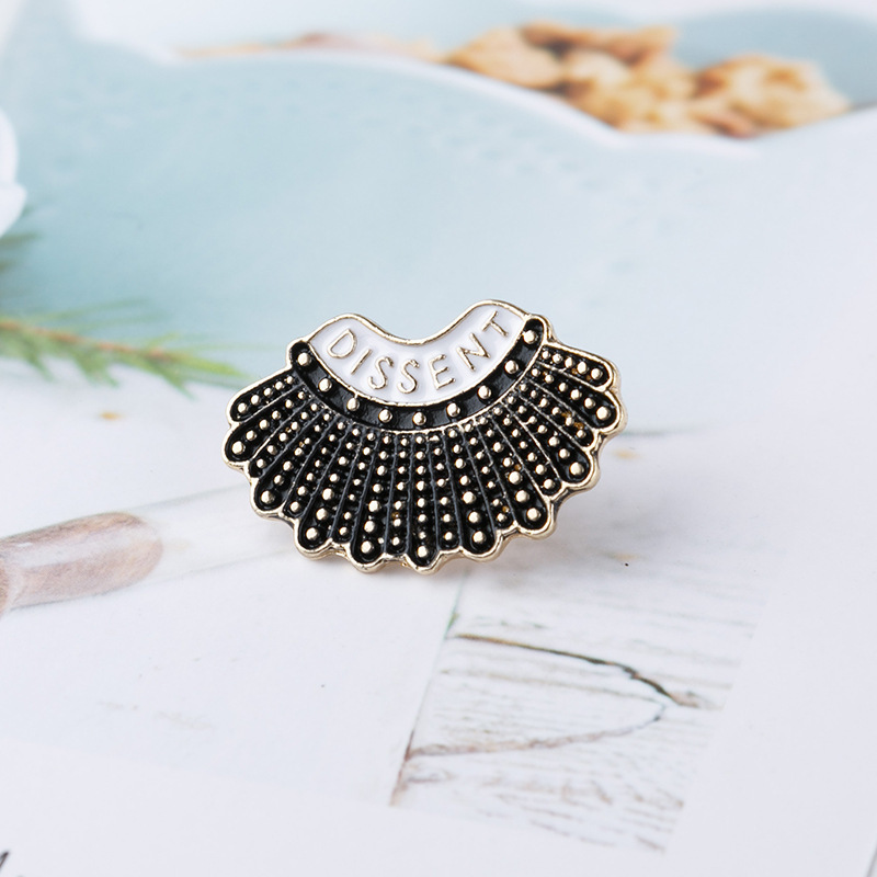 Chic Statement Brooch for Men and Women